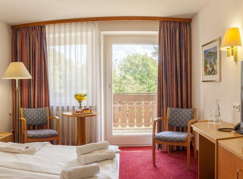 Hotel Schwarzwald Freudenstadt Superior Zimmer