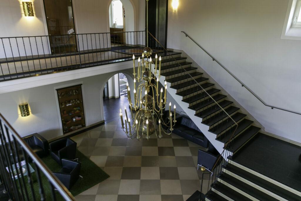 Hotel Schwarzwald Treppenhaus